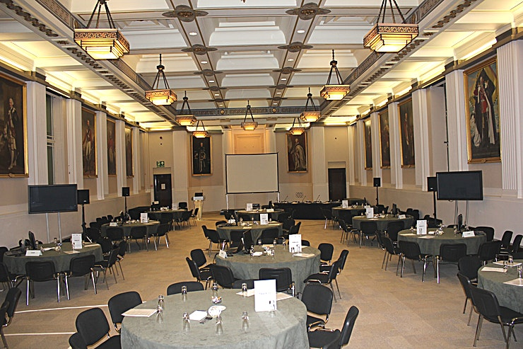 Gallery Suite **The Gallery Suite is located within the grade II listed Freemasons Hall an ideal London venue hire for your next corporate meeting or conference.**