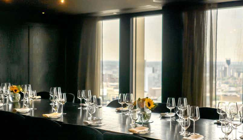 Private Dining Room, City Social