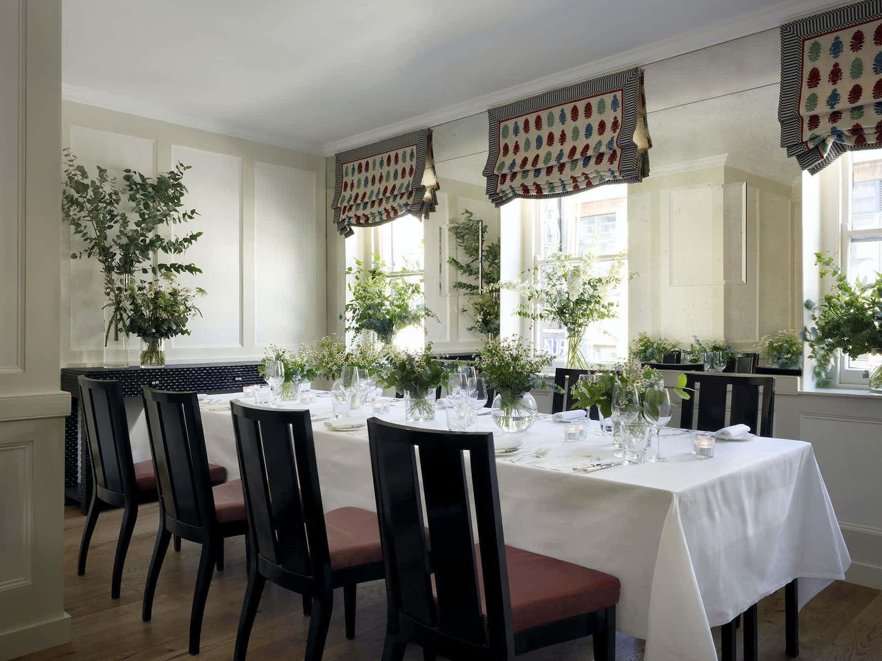 The Leoni Room, Quo Vadis