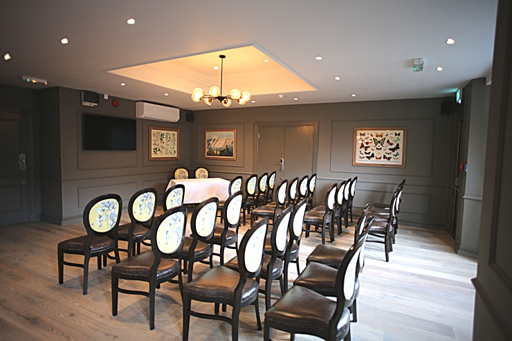 Waterloo Suite **The Waterloo Suite at The Bridge Hotel is a multi-functional suite for hire in London.**