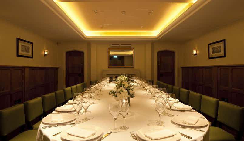 Private Dining Room, Boulestin