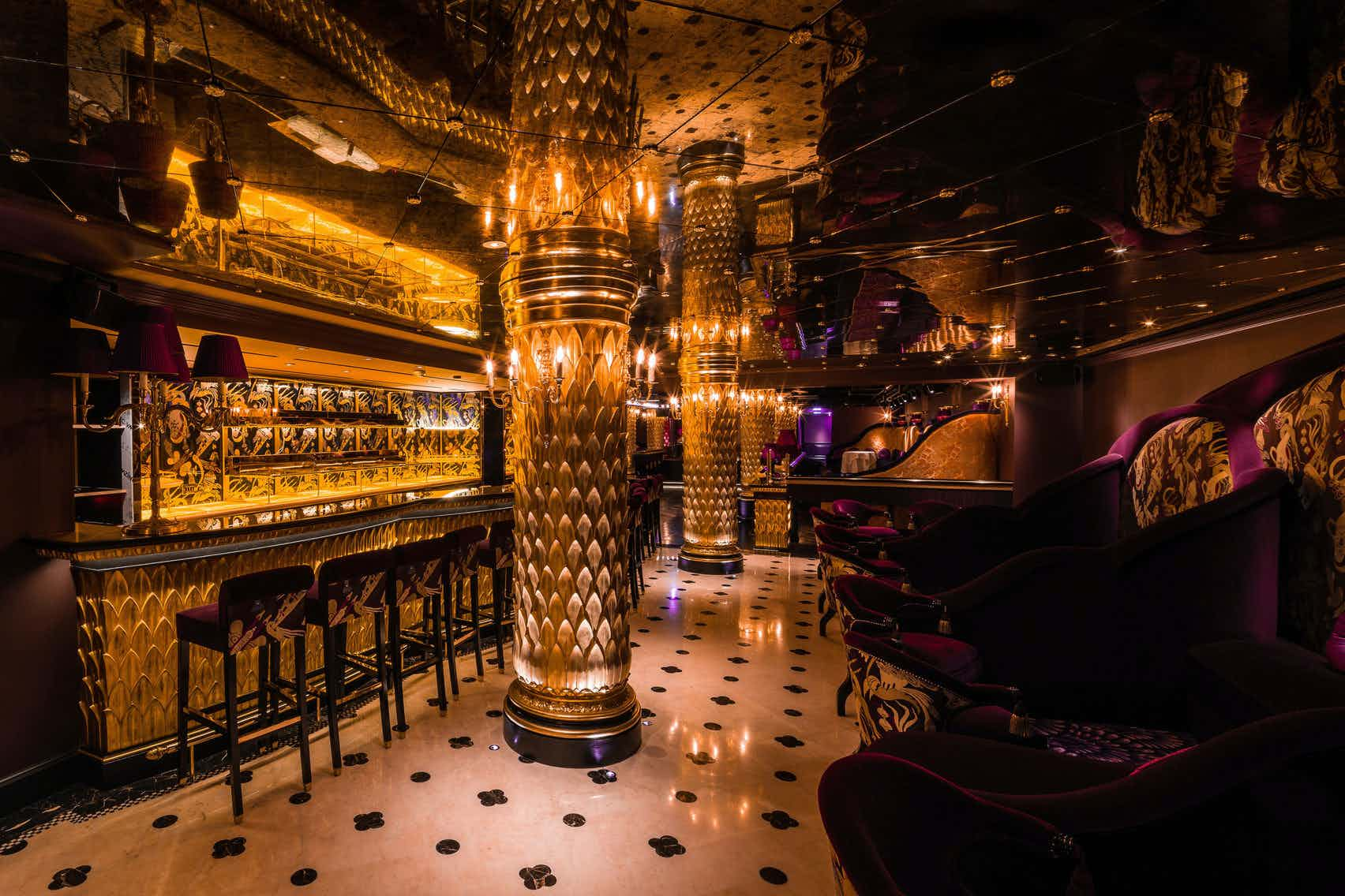 Wave Bar, Park Chinois