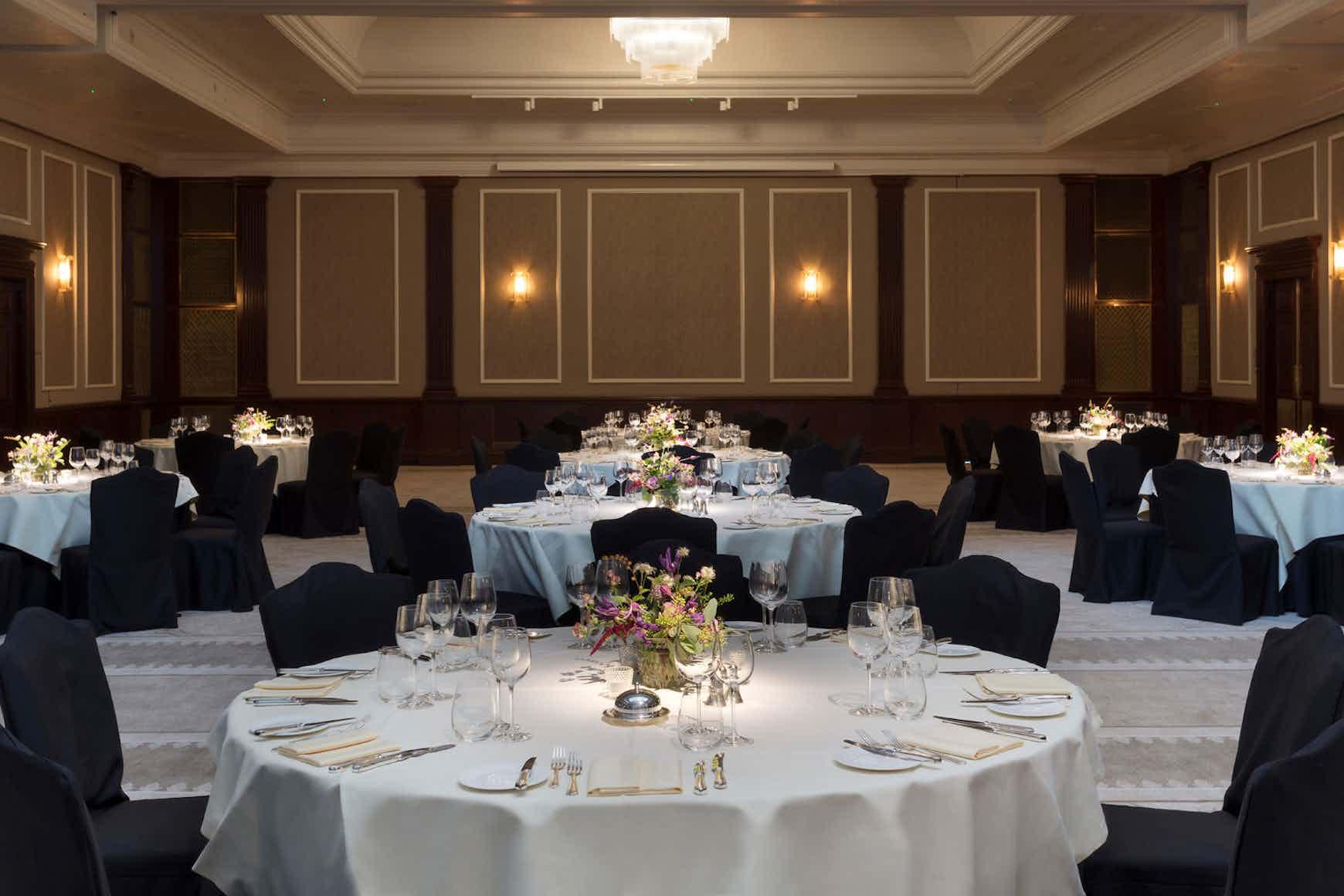 Henry Hall, Gleneagles Hotel