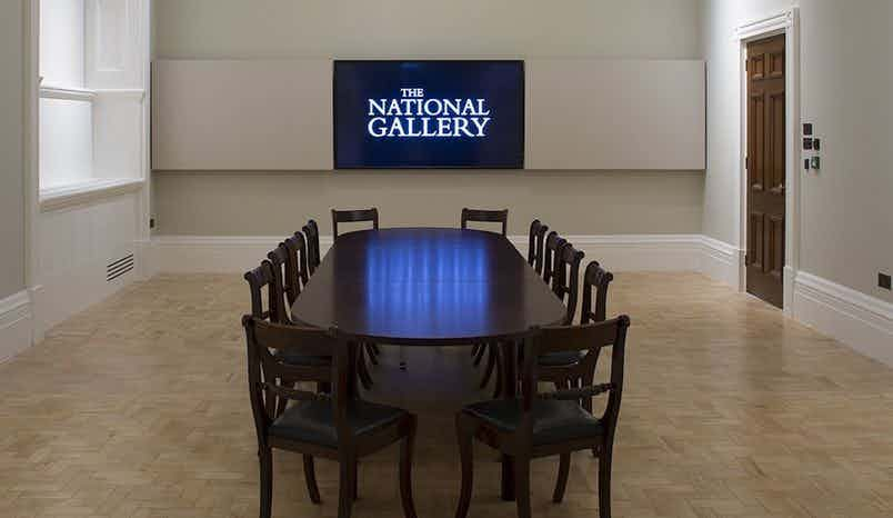 Former Viewing Room, The National Gallery