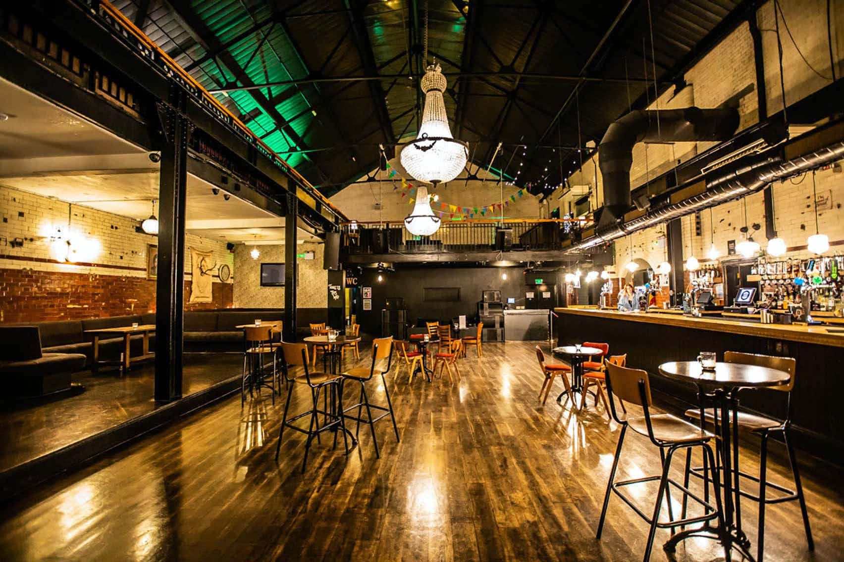Venue Hire, Tooting Tram and Social