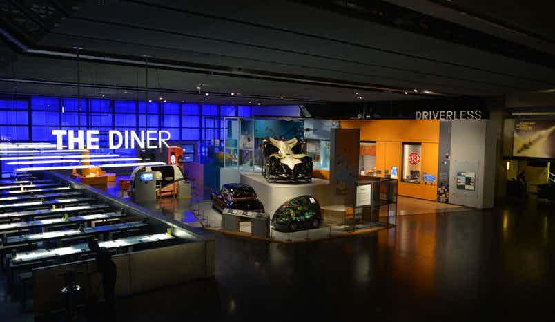 Tomorrow's World, Science Museum