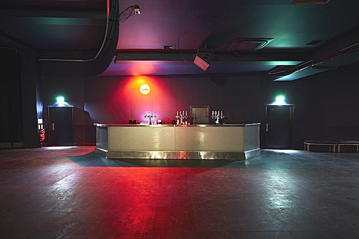 Concert Hall **The Concert Hall at EartH Hackney is a multi-functional events Space for hire in Dalston.**  The Concert Hall is a brand new, versatile, thoughtfully designed events space. Drawing on our years of
