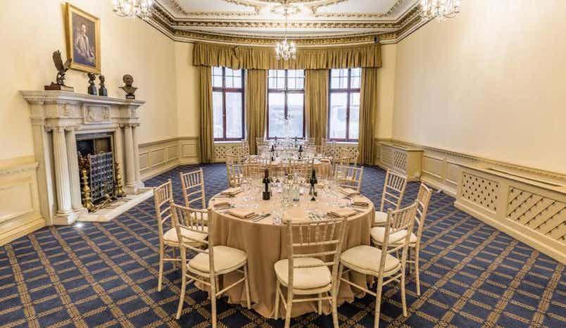Marshall of Cambridge Room and Foyer, No.4 Hamilton Place