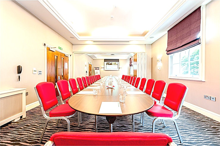 Charles Dickens Suite **If you're searching for a hotel venue with conference facilities, Mercure Nottingham City Center Hotel has a great Space available for hire.**