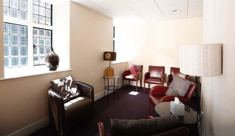 The Quiet Room, London Jesus Centre