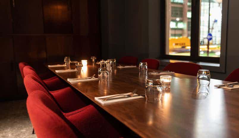 Private Dining Room, VQ Euston