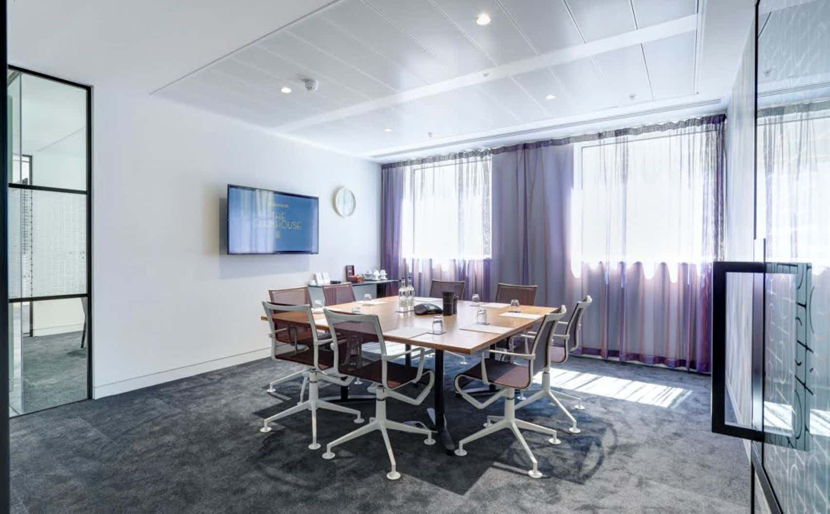 Meeting Room 4, The Clubhouse Holborn Circus