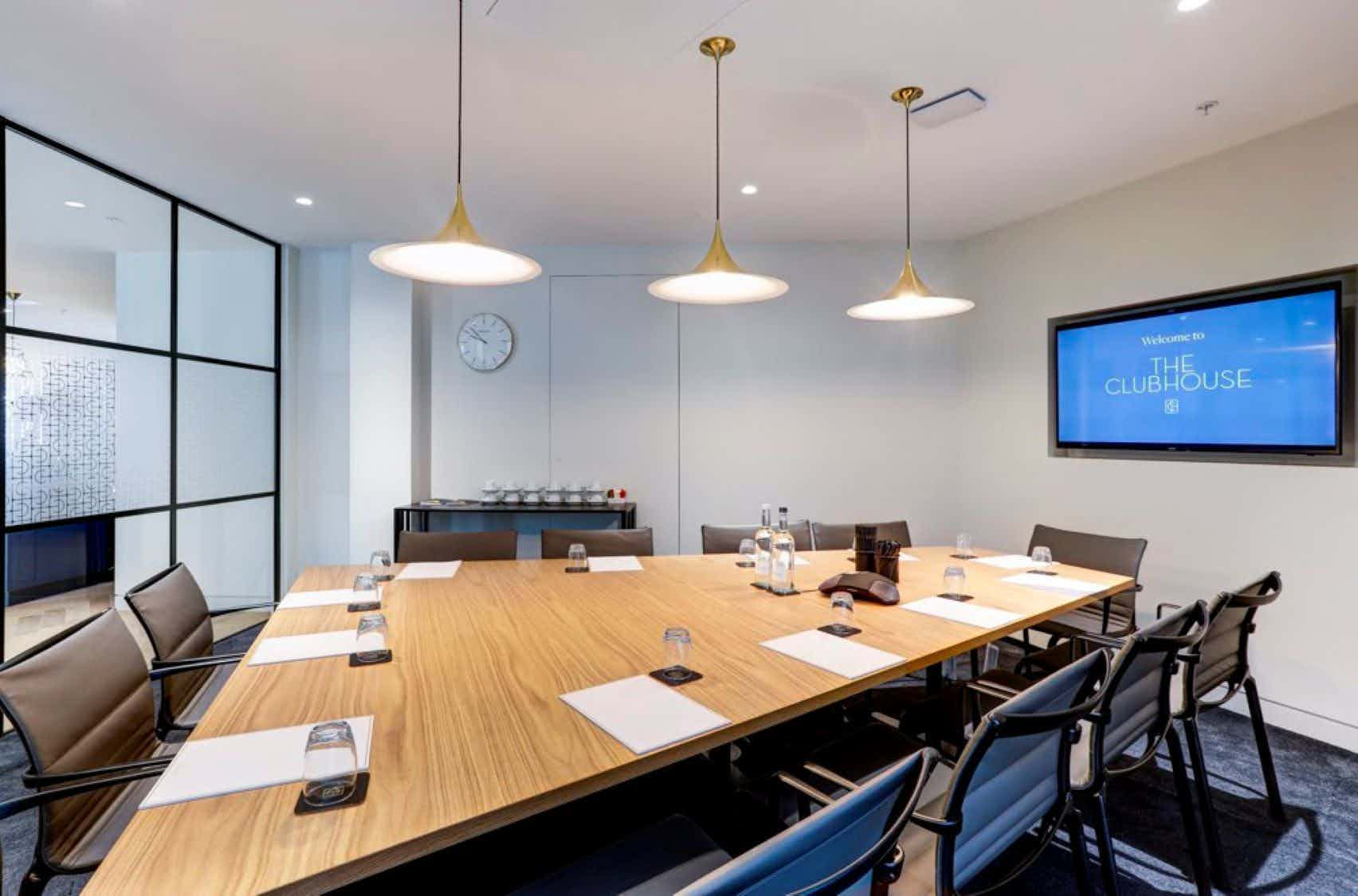 The Boardroom, The Clubhouse, Holborn Circus