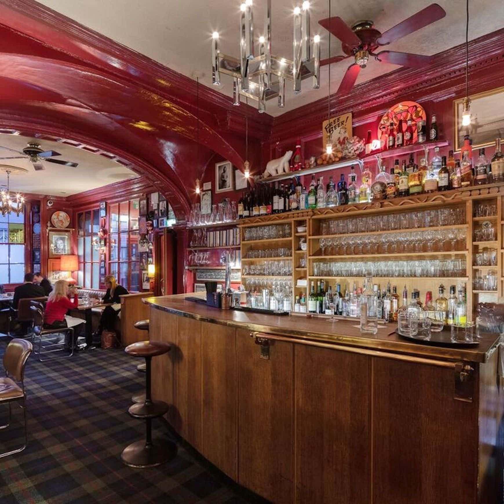 The Ground Floor Bar, The Union Club SOHO
