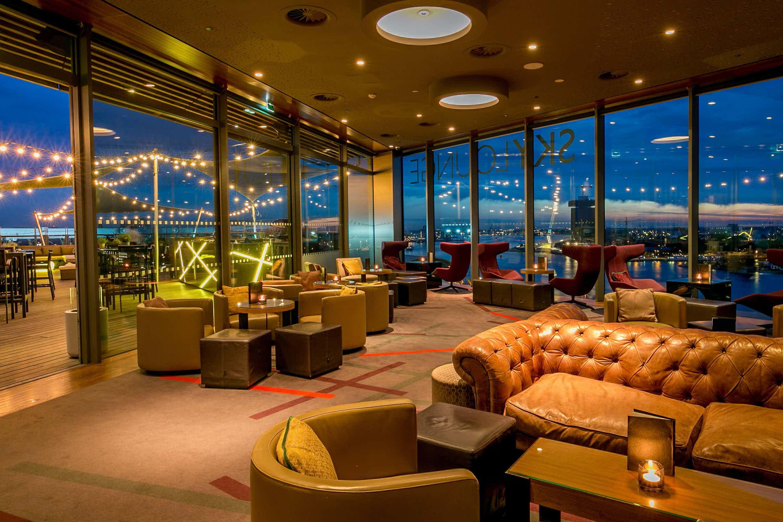 Main Bar, SkyLounge Amsterdam