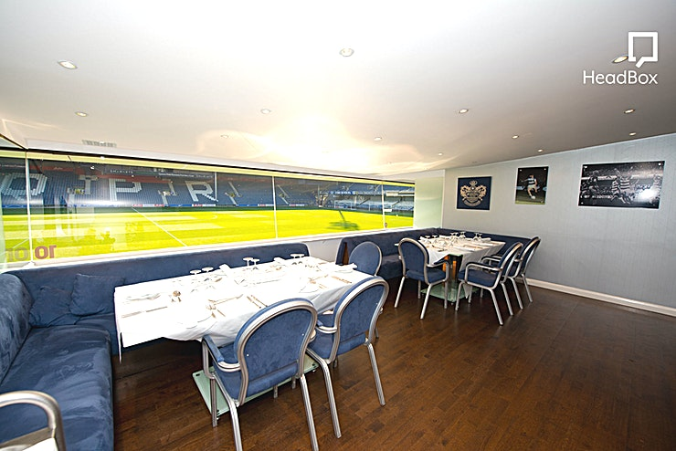 w12 The facility is perfect for larger meetings, conferences, or functions The W12 has a private bar , integrated PA system and flat screen TV's  throughout. The room can hold up to 175 people for a sit down meal as well as having capacity for up to 50 delegates for a theatre style event.