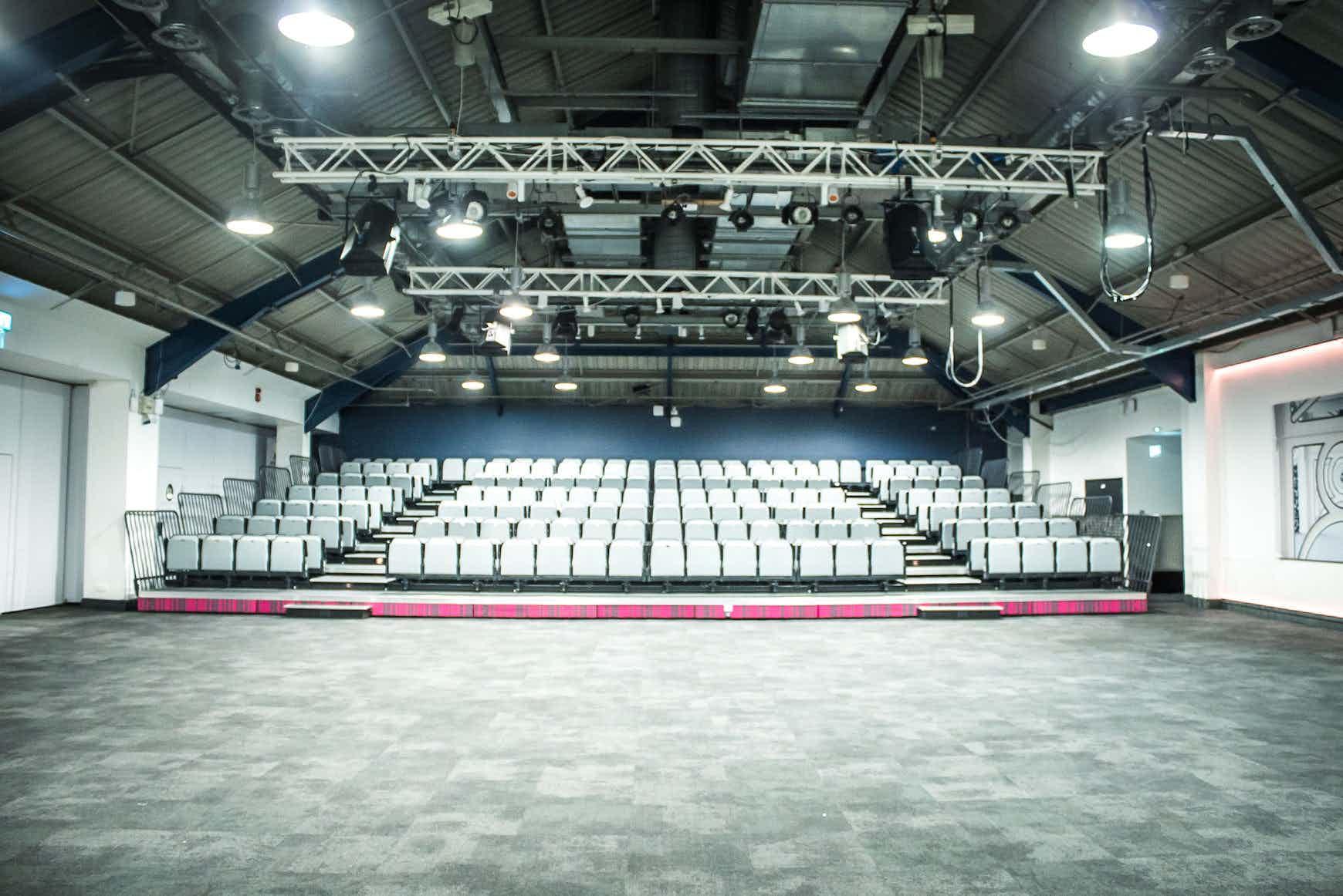 Auditorium, Business Design Centre