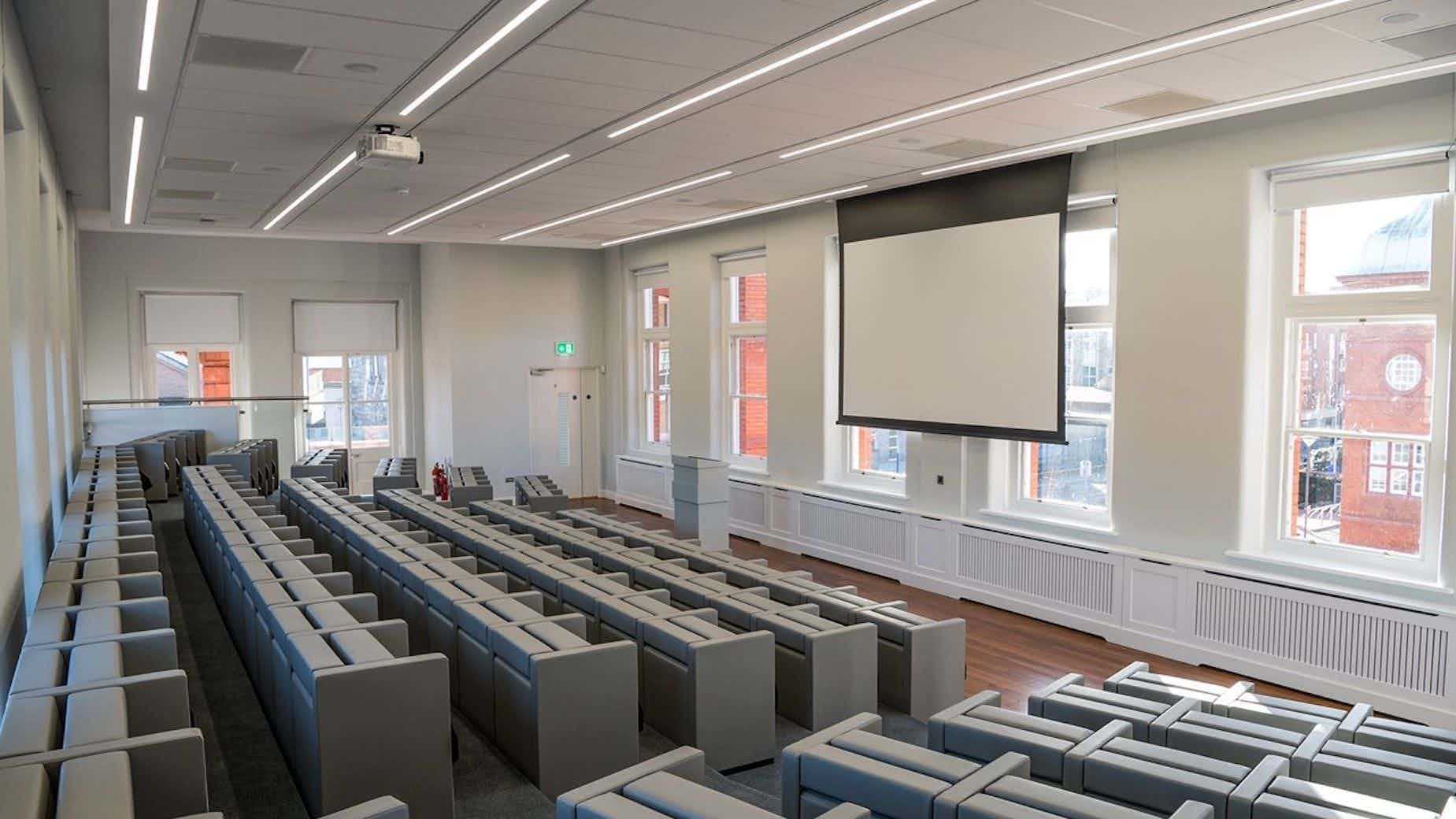 Auditorium, The Richmond Education and Event Centre