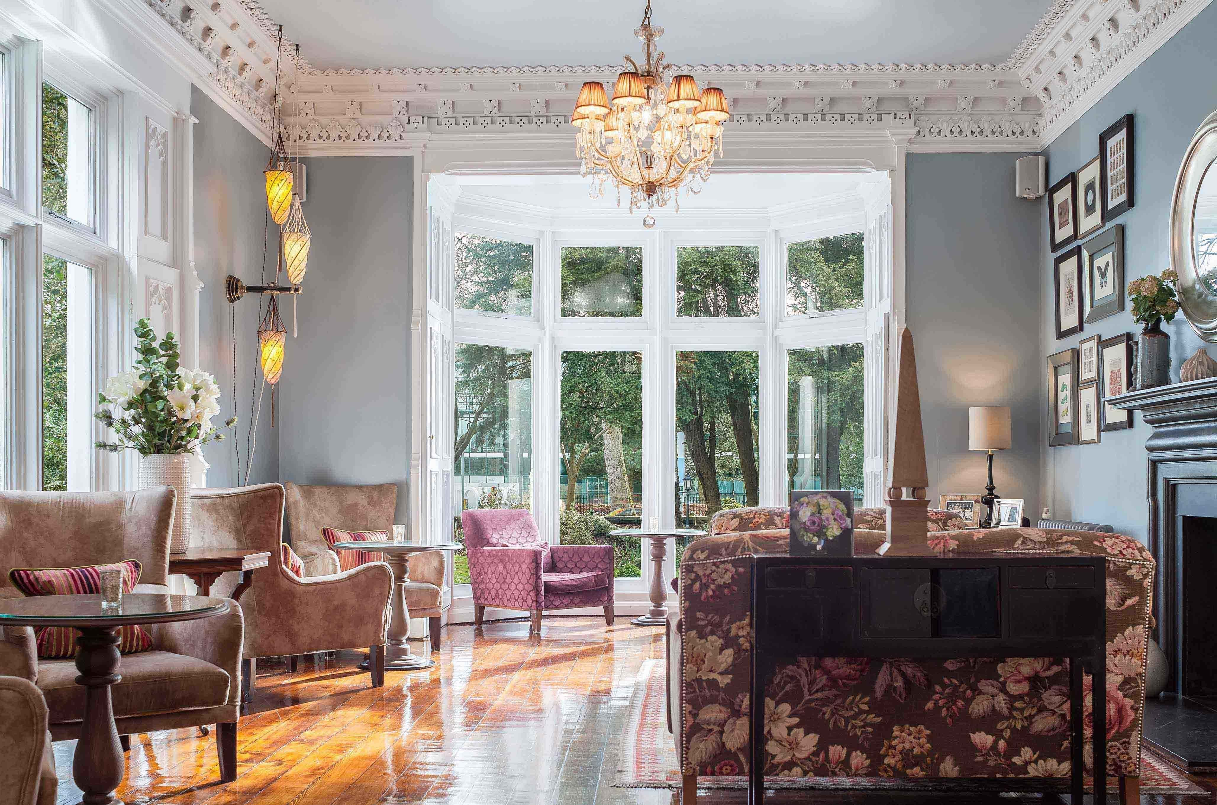 The Blue Lounge & Boardroom, Didsbury House Hotel