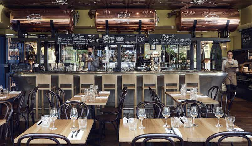 Exclusive Hire, Galvin HOP