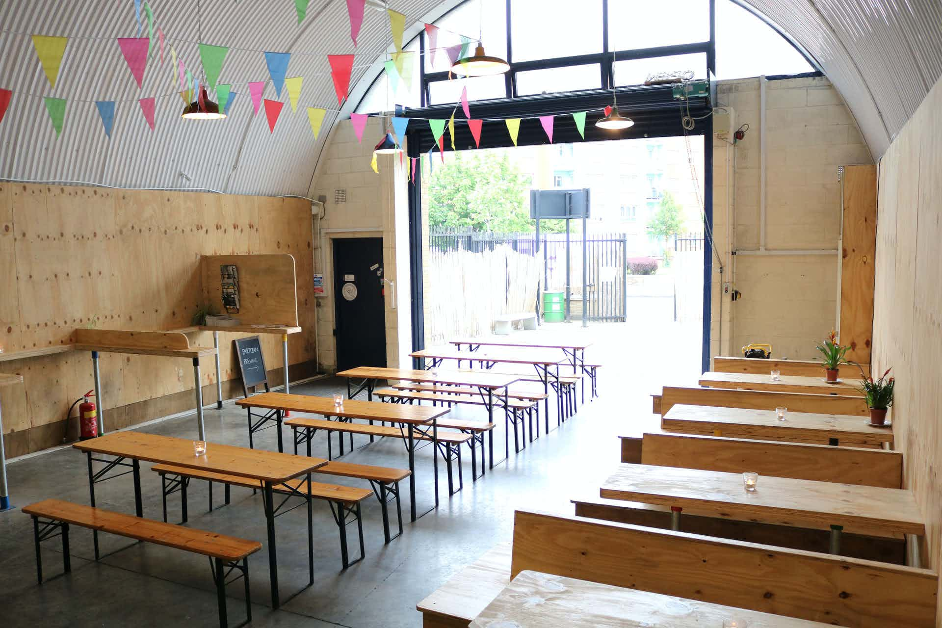 Public Space | The Brewery, Whole Venue