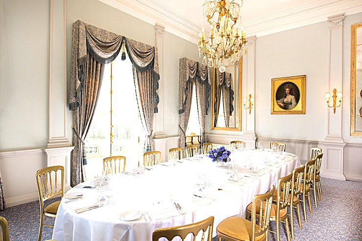 Boudoir Meeting Room **The former sitting room of Lady Astor is now an elegant venue for entertaining, available for corporate events and private parties.**