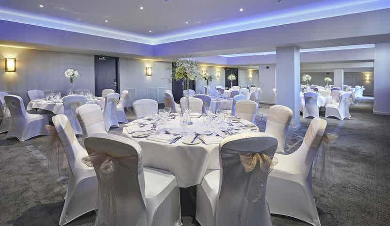 Millenium Room, Hilton Doubletree Docklands