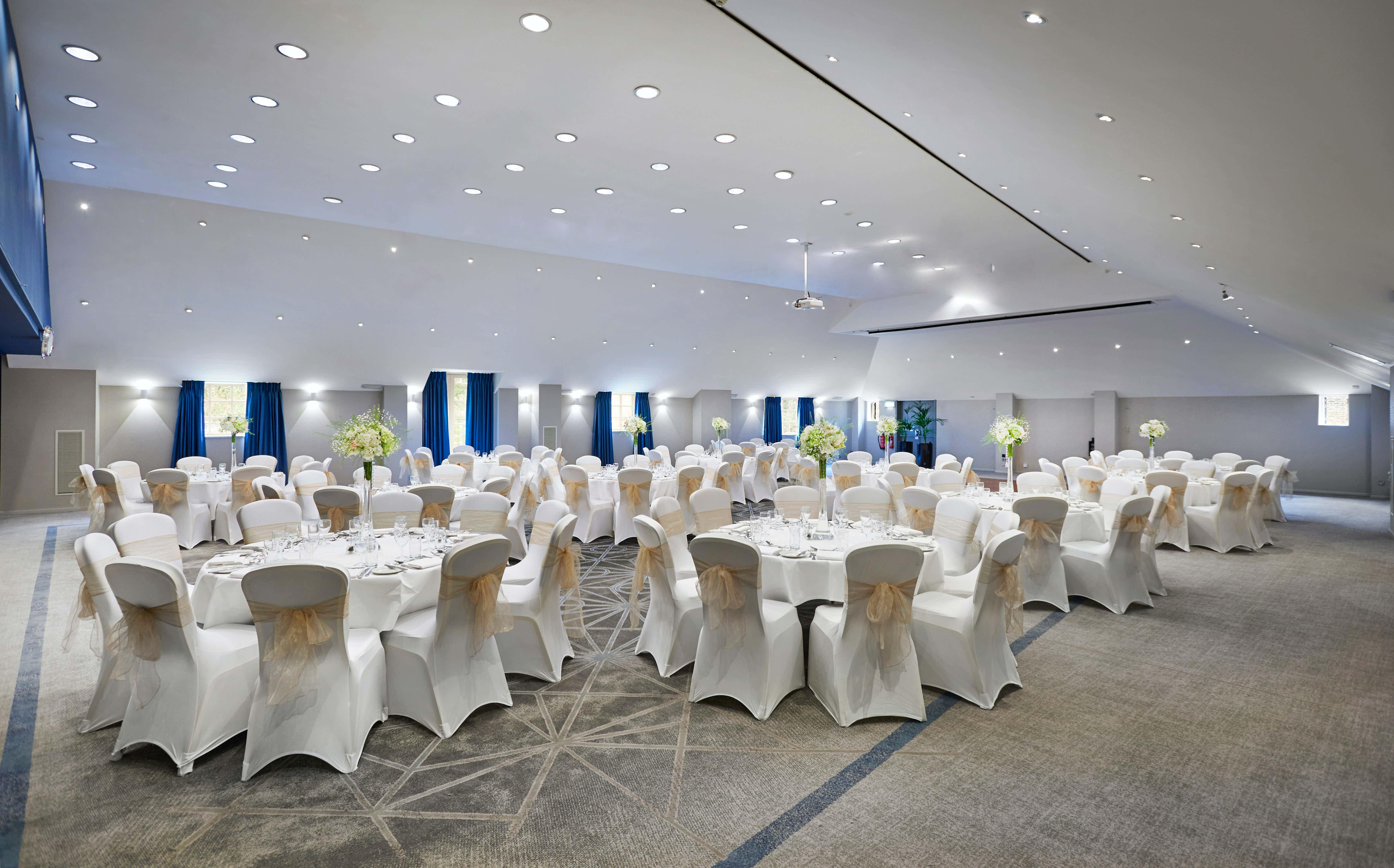 London Room, Hilton Doubletree Docklands