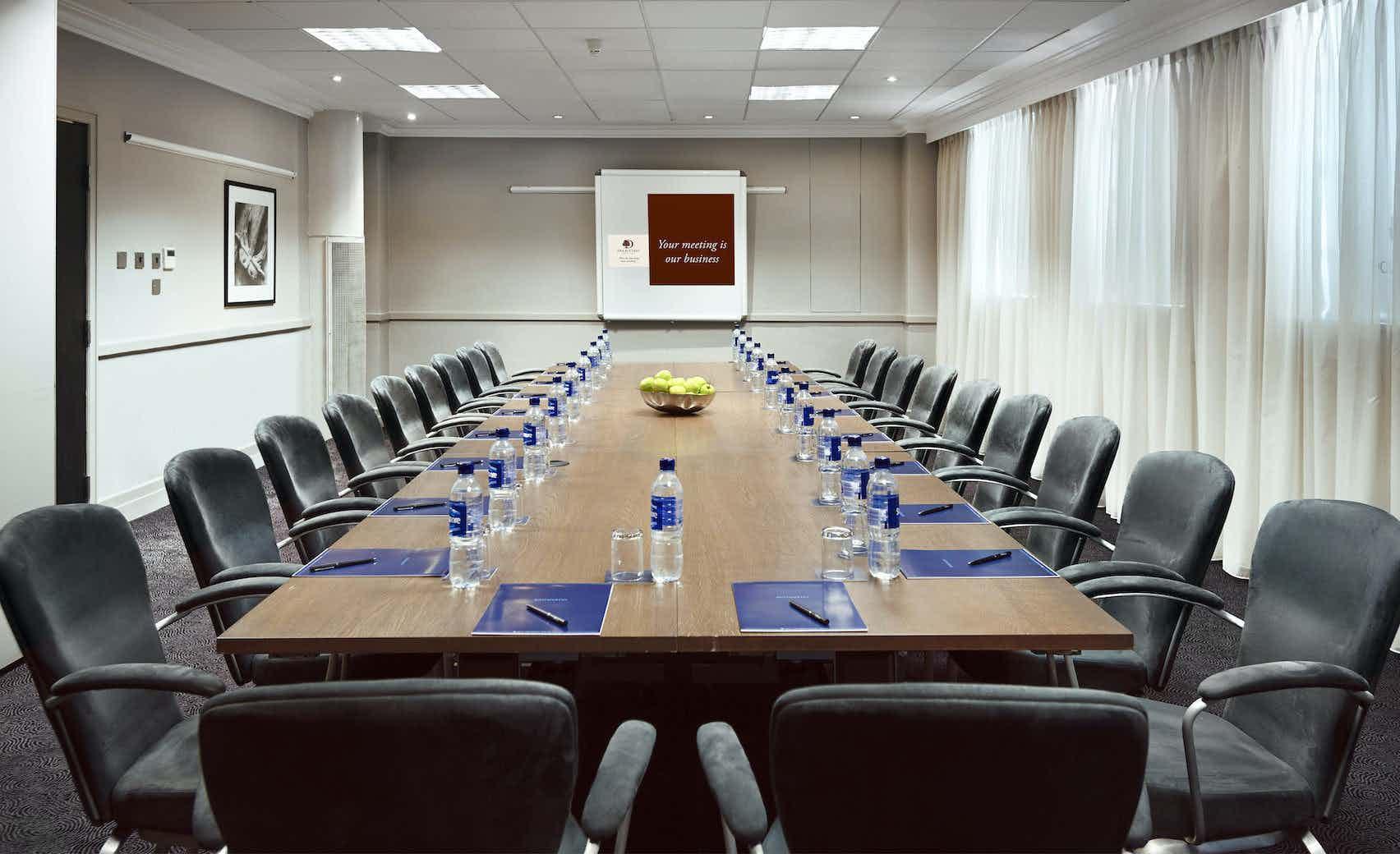 Albert Room, Hilton Doubletree Docklands