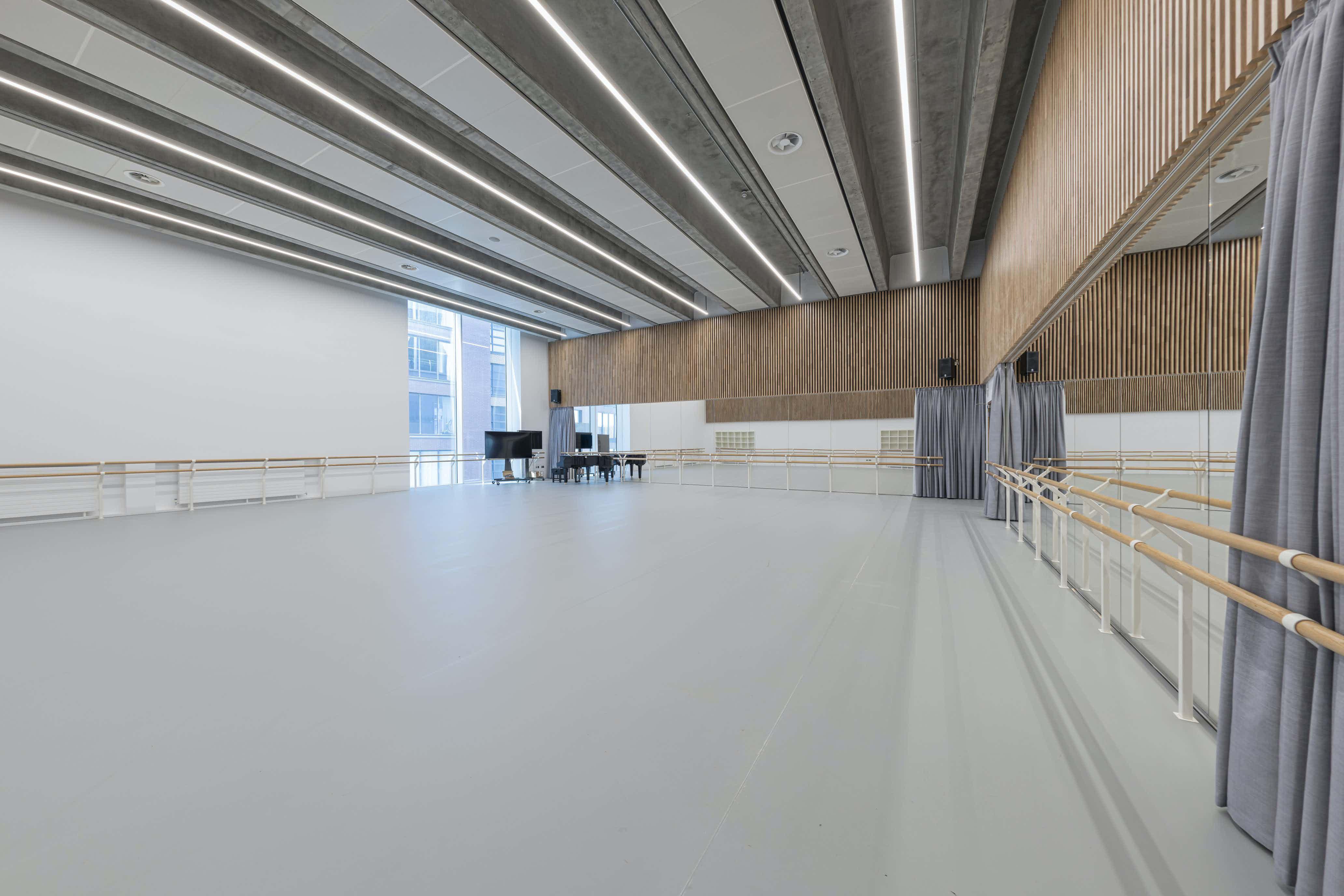 Wall Studio, English National Ballet