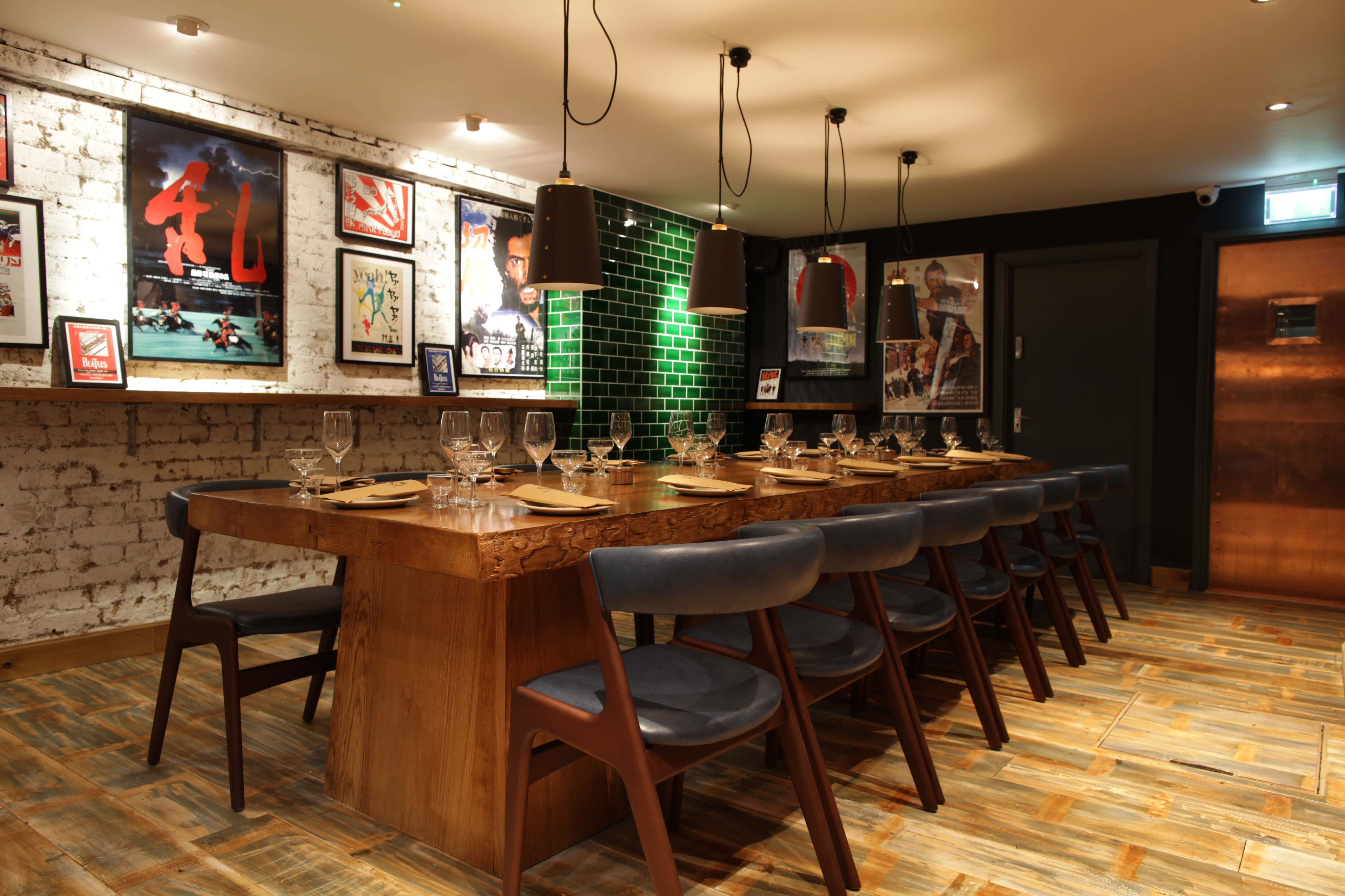 Private Dining Room, Shack-Fuyu