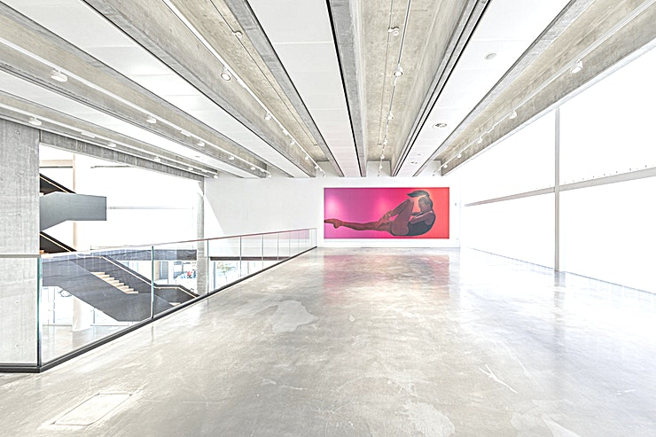 The Wigoder Gallery **Book The Wigoder Gallery at English National Ballet for a bright, welcoming, social Space situated on the first floor of English National Ballet's new home on London City Island.**