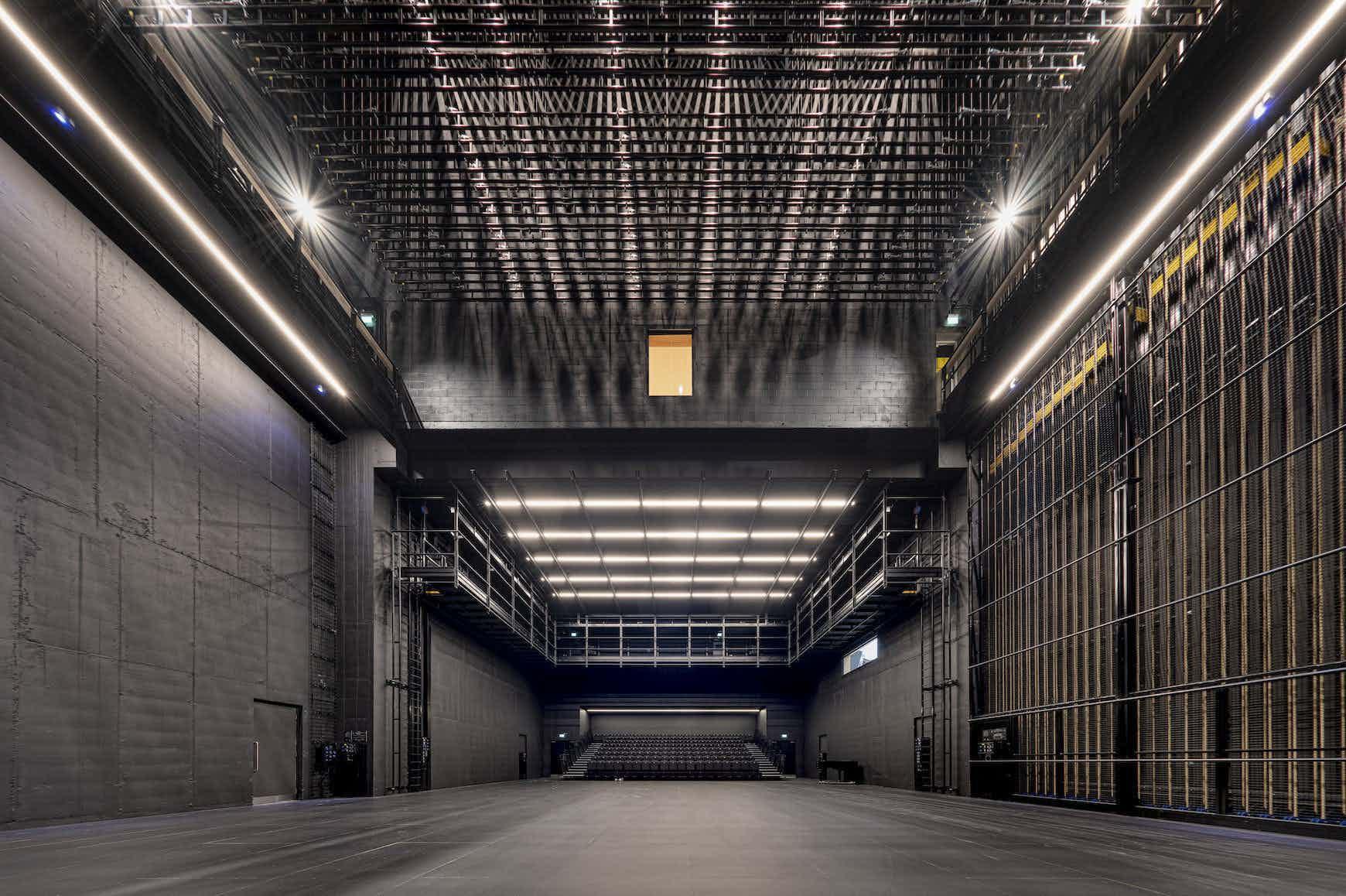 Production Studio, English National Ballet