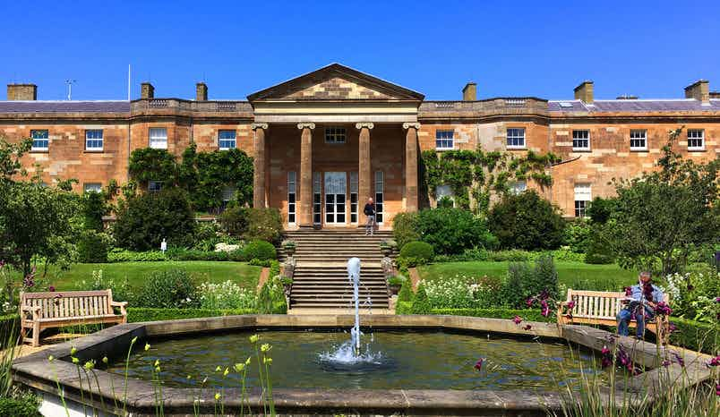 Hillsborough Castle, Castle and Gardens