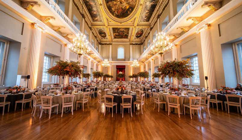 Venue hire,  Banqueting House