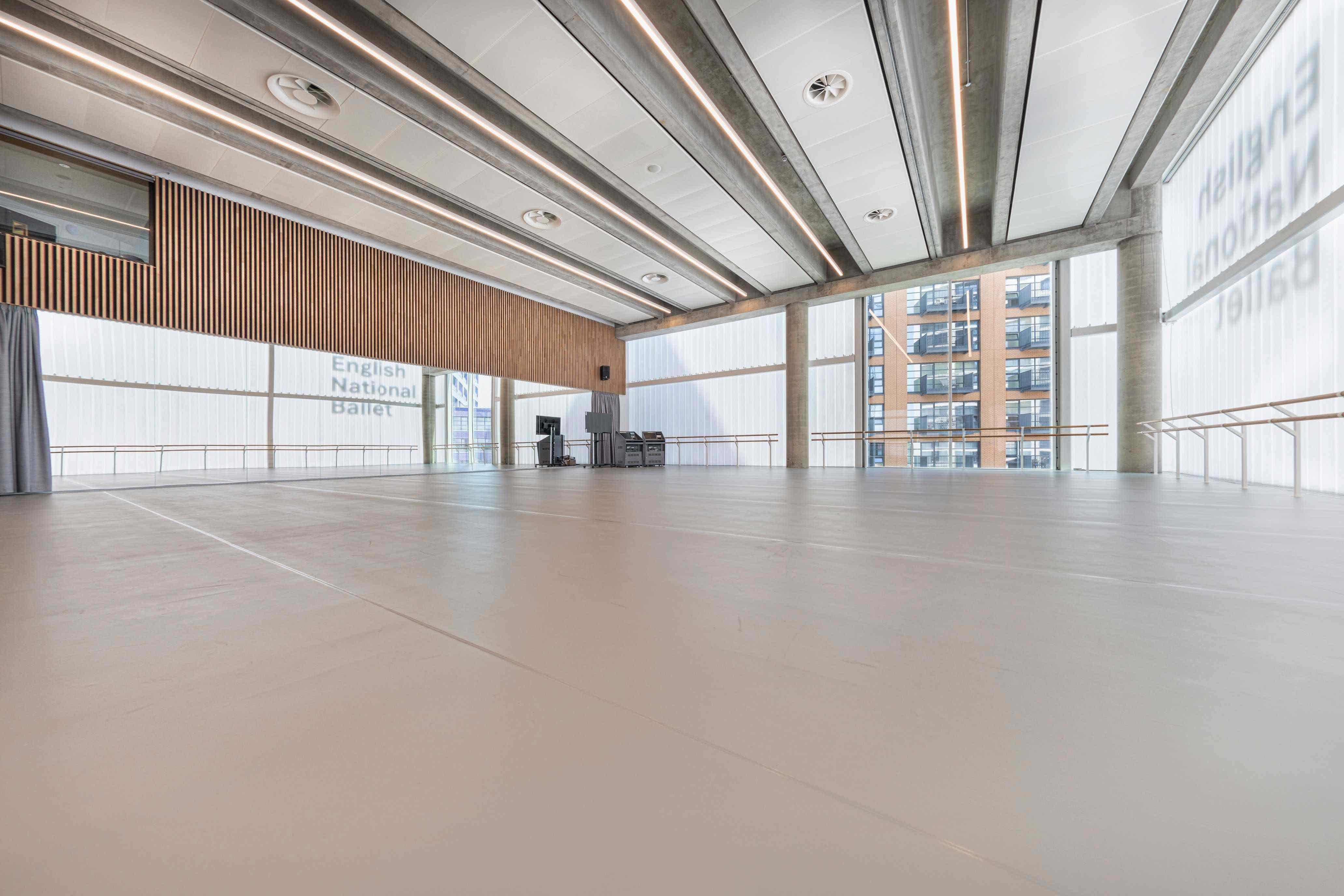 Nureyev Studio, English National Ballet