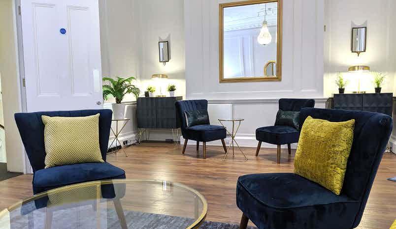 Lounge & Meeting Room, 13 Soho Square