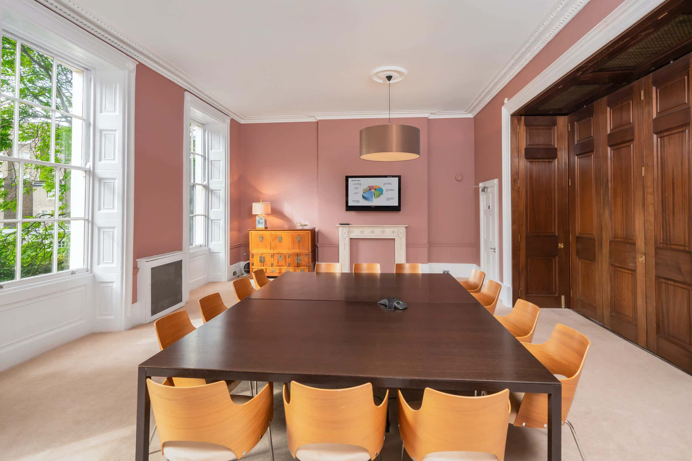 Business Meeting Room, Prestige Professional Offices
