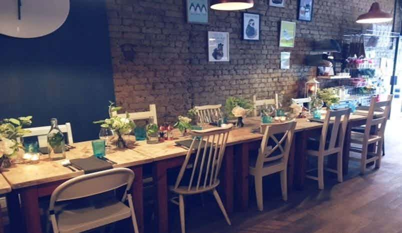 Exclusive Hire, Social Pantry Cafe