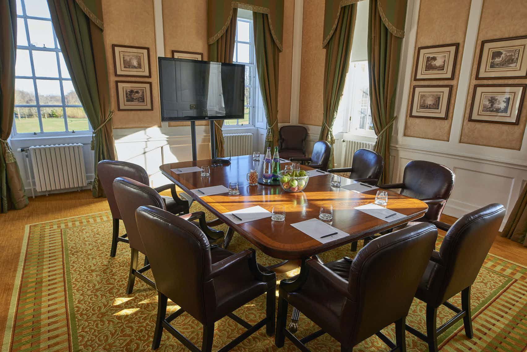 Queens Room, The Dalmahoy Hotel and Country Club