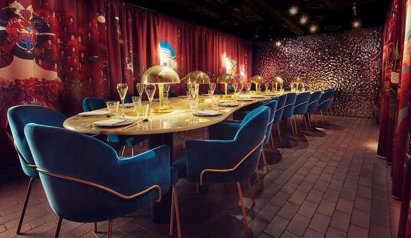 Private Dining Room - The Rambutan Room , Black Roe