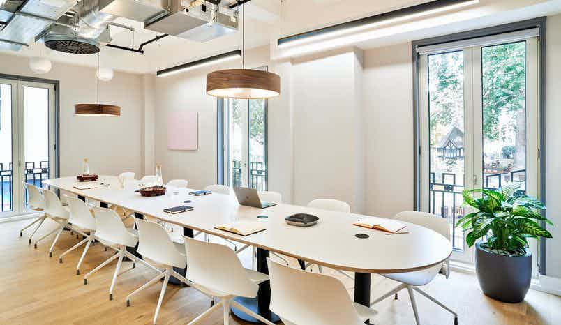 Meeting Room 1, Meet in Place Soho