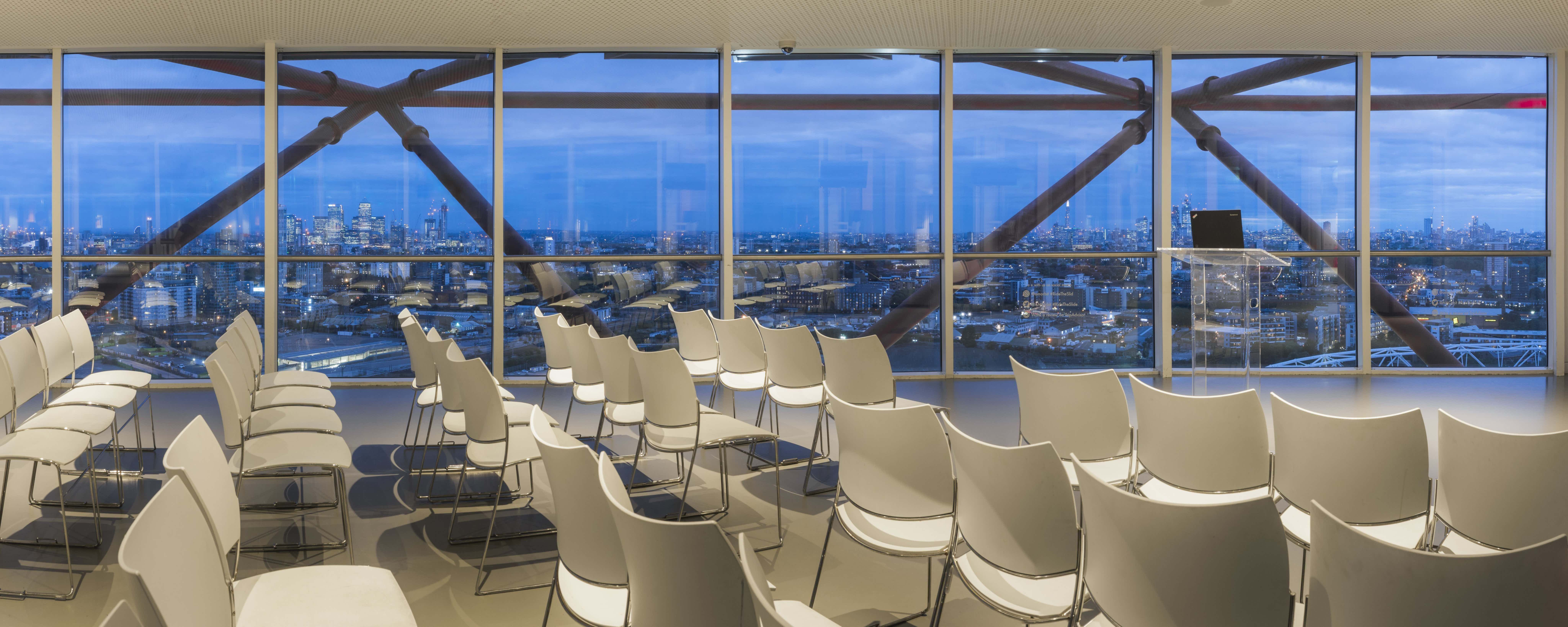 Conferences at ArcelorMittal Orbit, ArcelorMittal Orbit