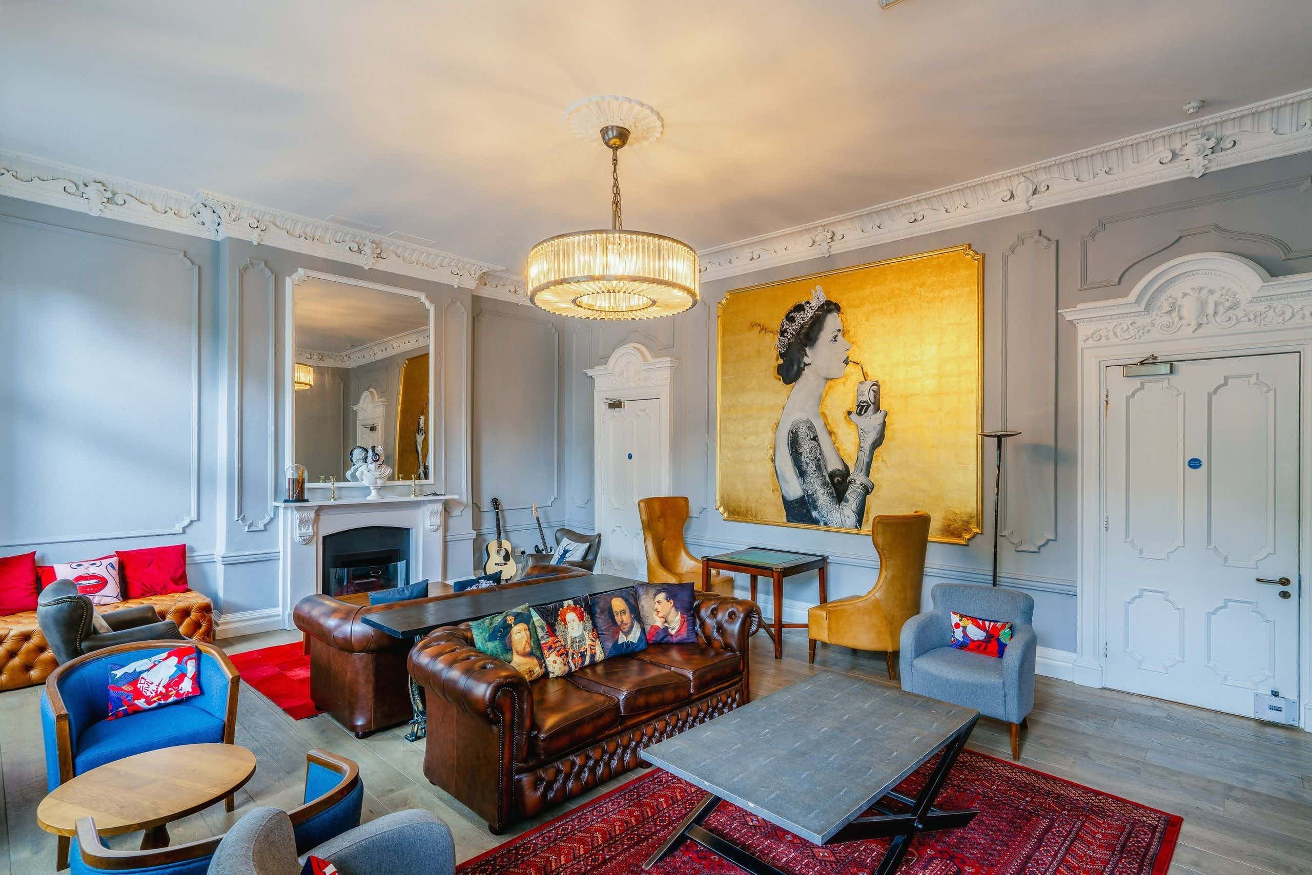 The Lounge, CIEE, Russell Square