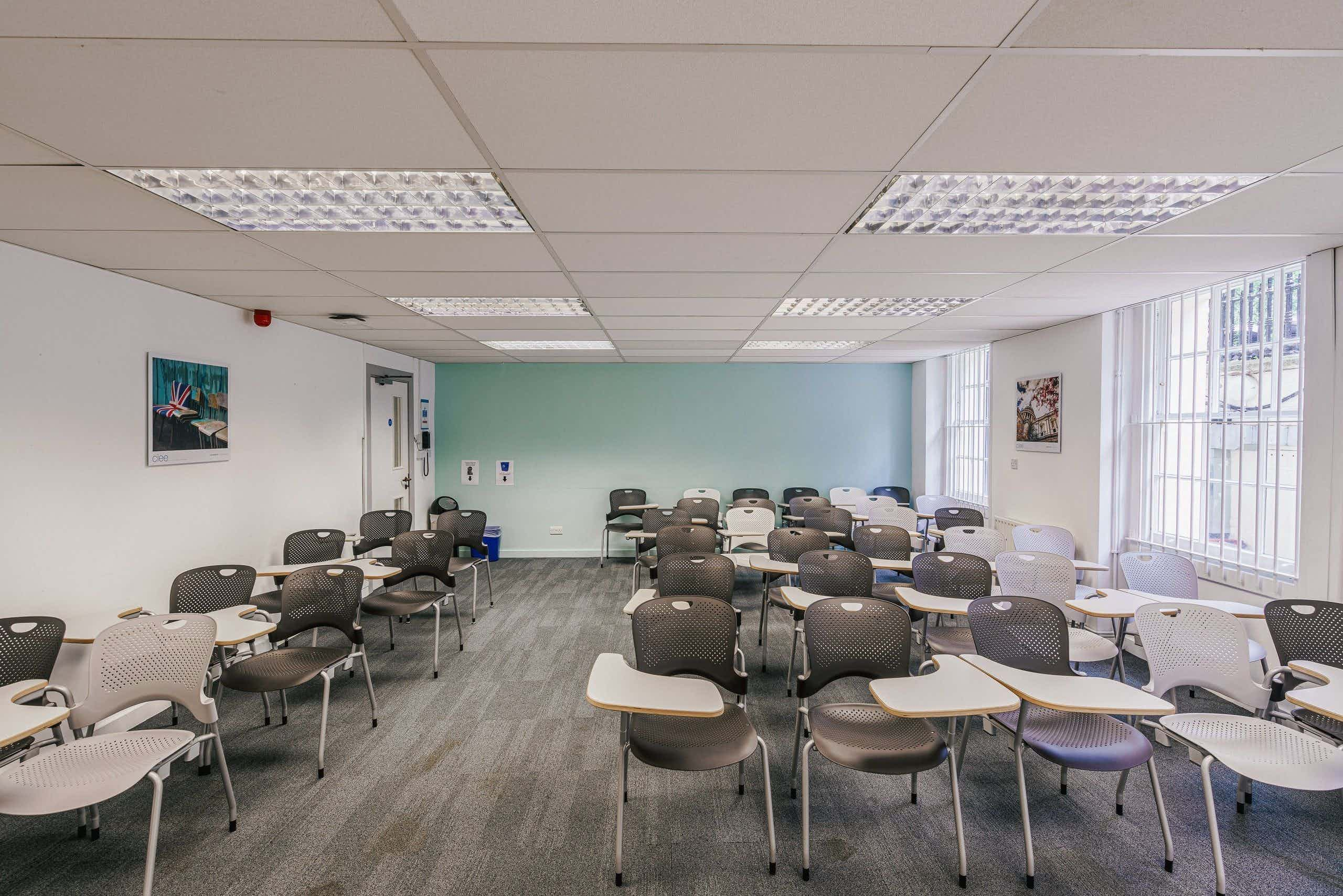 Mayfair meeting room, CIEE, Russell Square