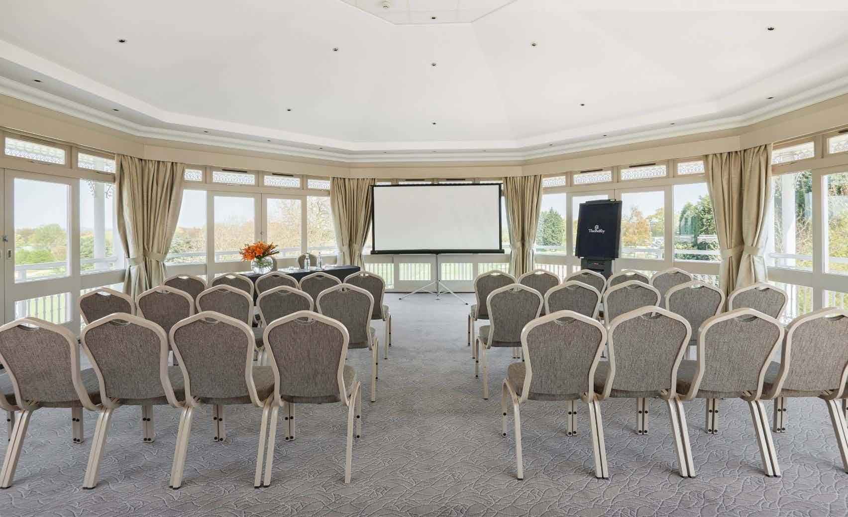 Cotton Suite, The Belfry Hotel & Resort