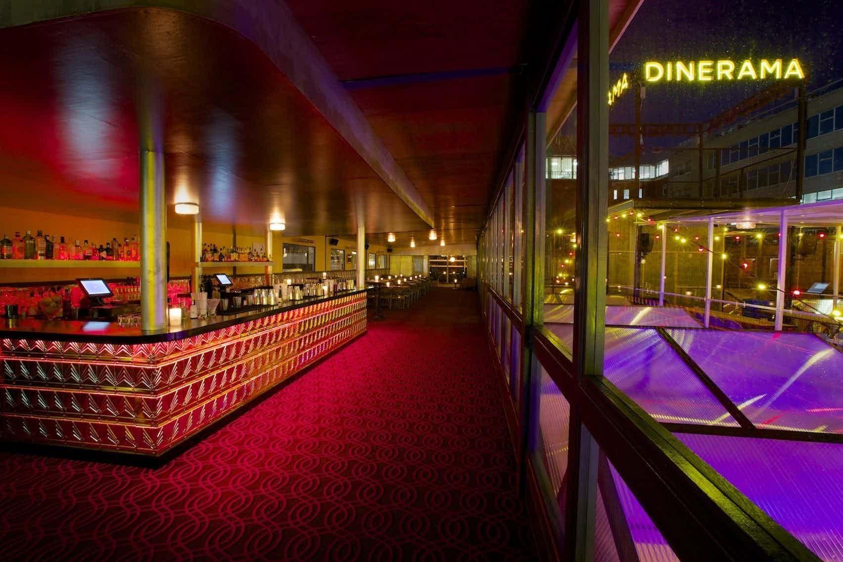 Zephyr Bar, Dinerama