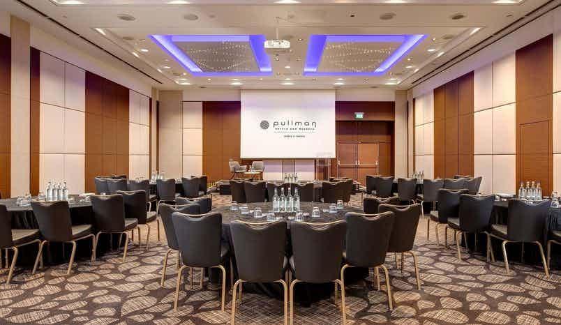 Nobel Suite Room 2, Pullman London St. Pancras