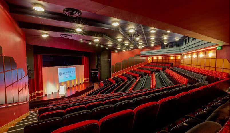 Shaw Theatre, Pullman London St Pancras
