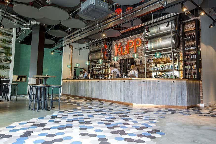 Scandinavian-Inspired Casual All-Day Dining, KuPP
